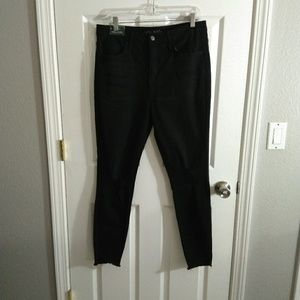 Wild Fable skinny black jeans size 12